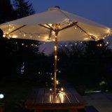 태양 에너지 50 LED 정원 크리스마스 파티 끈 요전같은 램프