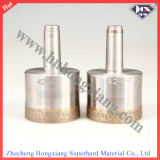 Glass Cutting Drill Bit Hole Saw를 위한 소결된 Diamond Drill Bit