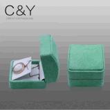 Cadre de bijou fait sur commande de couverture de haute qualité de velours