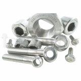 高品質Hastelloy C-276/C-22/Incoloy 825/800ht/Inconel 600/X-750/Monel 400/K500/Duplex 2205/Super Duplex 2507/Super Austentic 904L/Titanium Fastener