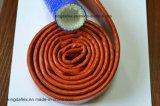 シリコーンゴムのガラス繊維の高温耐熱性火の袖