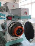 Машина лепешки биомассы органических отходов