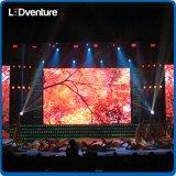 Arrendamento gigante interno da placa do diodo emissor de luz da cor cheia para eventos, conferências, partidos