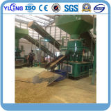 Sale를 위한 Biomass Wood Pellet Making Line 또는 Wood Pellet Plant를 완료하십시오