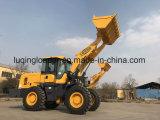 構築機械装置-3のトンのローダー