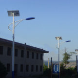 IP65 5m 18W LED Solarstraßen-Laterne