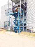 Hidráulicos estacionários Scissor o elevador de Feight (SJG5-5)