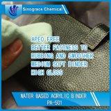 Wasserbasierte Acrylmappe für verschiedenes Leder