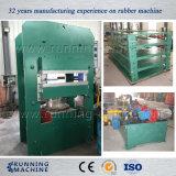 Presse de vulcanisation hydraulique en caoutchouc pour le chauffage électrique