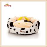 Vier unterschiedliches Tier-Art-Haustier-Bett für Hund und Katze