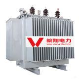 800kVA de Transformator van het voltage/In olie ondergedompelde Transformator/Transformator