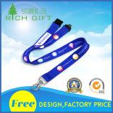Hersteller-Zubehör-Form-Seil-Stutzen-Sublimation Identifikation-Karten-Abzuglinien für förderndes Geschenk