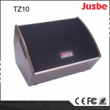 Tz10 10-Inch 250-800W Berufsvolle Frequenz-koaxiallautsprecher