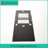 Bandeja de cartão da identificação do PVC para a impressora de Epson R310