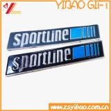 Logo personnalisé Autocollant de mode en métal plaqué de haute qualité (YB-HD-135)