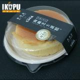 使い捨て可能なサトウキビのバガスの食糧皿のケーキの皿のタケの皿