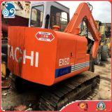 Excavador usado de Hitachi Ex60-1 del ahorro de energía mini (motor del isuzu)