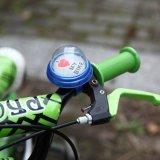 Transparent-Plastikgas-Fahrrad Bell (25-1A21DE)