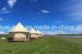 Double Layers Camarote de lujo al aire libre Tent Safari Tent Hotel