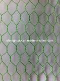 PLCは二重ねじれの六角形の金網機械を制御する