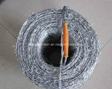 ISO9001証明の有刺鉄線Bwg14*Bwg14の熱い販売