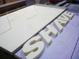 Madeira, MDF, acrílico, alumínio, Woodworking do router do CNC para a indústria de anúncio