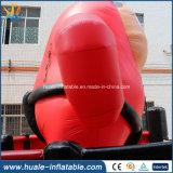 Tipo del Bouncer e tela incatramata del PVC, Bouncer gonfiabile materiale del PVC da vendere
