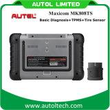 実行中TPMSセンサーのタイヤ空気圧の監視システムMk808tsは明確な問題コード車のスキャンナーTPMSシステムAutel Maxicom Mk808tsを読んだ