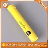 Überwurfmutter-Zigarre-Gefäß-Beleg-Schutzkappen-Zigarre-Gefäß anodisierte Farbe