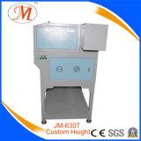 Máquina de gravura Altura-Adicionada com suportes firmes (JM-630T)