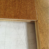 Plancher conçu en bois de bouleau avec l'épaisseur de 12mm /15mm