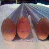 Ti con revestimiento de cobre redondo Tubo para el cromado En lugar de ánodos de plomo convencionales