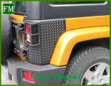 Parti di plastica di modifica di apparenza del Wrangler della jeep