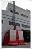 Gaoliの最上質の専門家の持ち上がる構築の建物の起重機Sc100/100