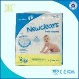 Fábrica disponible respirable de China del pañal del bebé de Clothlike del alto panal de la absorción