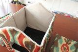 L'animale domestico disponibile piegato fornisce il gatto della Camera del sofà della base dell'ammortizzatore del gatto del cane
