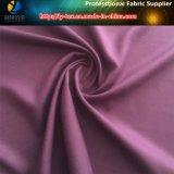 Tessuto spazzolato grigio dell'erica del poliestere, tessuto Two-Tone del poliestere