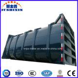 Tanque de armazenamento do ISO do pó do emplastro da alta qualidade 20feet 295000L