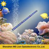 Luz moderna del acuario de la lámpara LED de la burbuja de la agua ligera