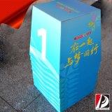 Carrinho da placa da espuma do PVC da placa do Kt para anunciar (PVB-07)