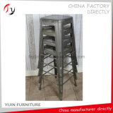 Durable Strong Stackable Restaurant Silver Bar Stool (TP-23)