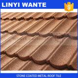 Плитка крыши металла горячего камня Recyclability сбывания Coated