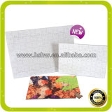 Freier Samples Sublimation MDF Jigsaw Puzzle für Heat Transfer