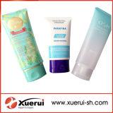 Vaciar plástico recargable Tornillo Cap Travel Maquillaje Cosmetic Soft Tube