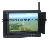 """32CH 5.8GHz Baby-drahtloser Monitor des Empfänger-7 """", kein blauer Bildschirm"""