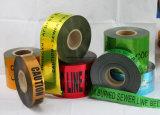 SGS Utility Ruban d'avertissement détectable avec Al Foil Core Inside Hot Sale aux États-Unis