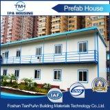 강제노동수용소를 위한 2개의 지면 편평한 지붕 Prefabricated 현대 모듈 집