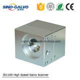 レーザーのマーキング機械のためのSinoGalvoの走査ヘッドJd1105の検流計