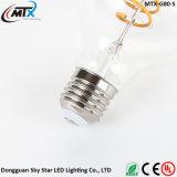 Ampoule de filament du cru DEL de type de G80 4W 2200K Edison