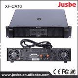 Amplificador de potencia audio del sistema de gran alcance profesional del PA Xf-Ca10